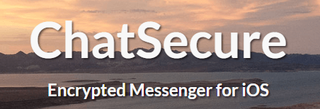 9. ChatSecure - alternative to ChatStep