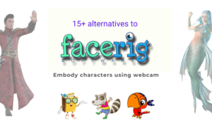 15 FaceRig Alternatives