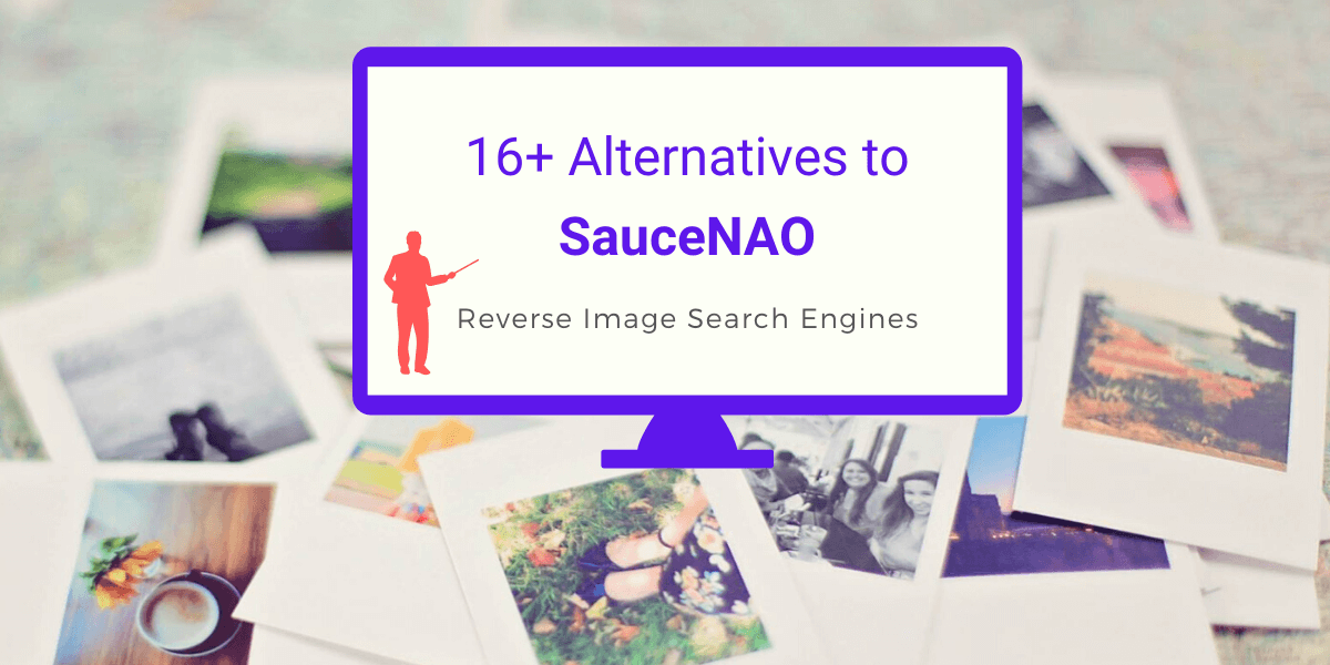 SauceNAO Alternatives list