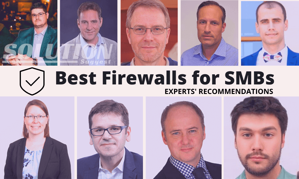 Best Firewalls for Small Businesses