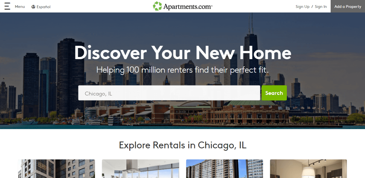 Apartments-com - Best Sites for Listing your Apartment or Home for Rent