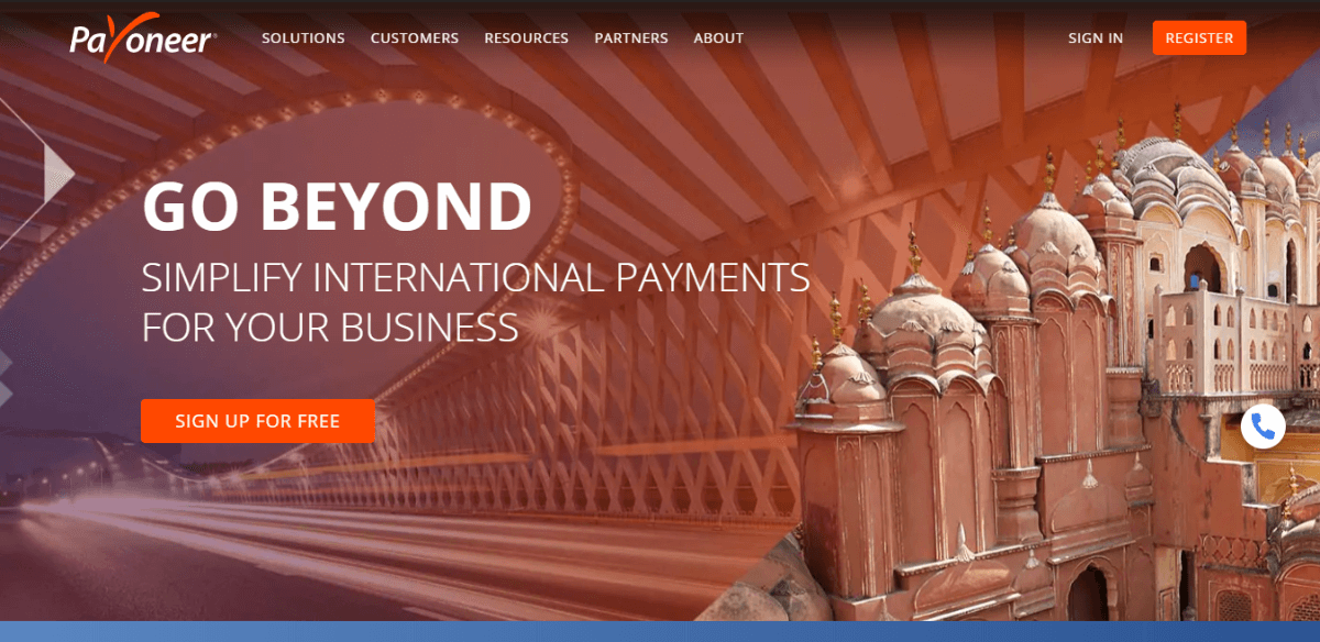 Payoneer - PayPal alternatives for International Transactions