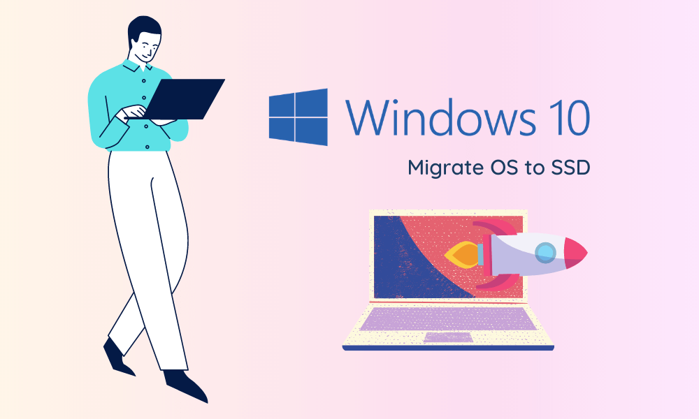 Migrate OS to SSD in Windows PC