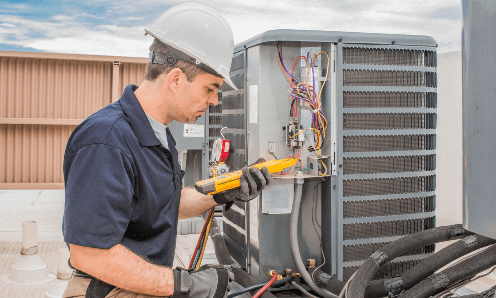 Role of HVAC in Construction