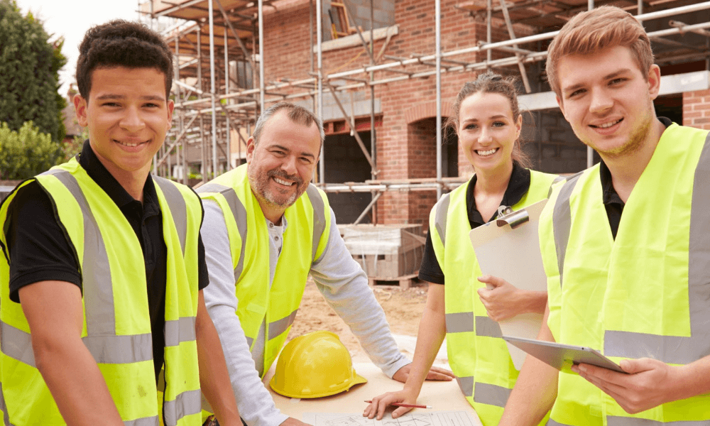 Mentoring Apprentices in Construction