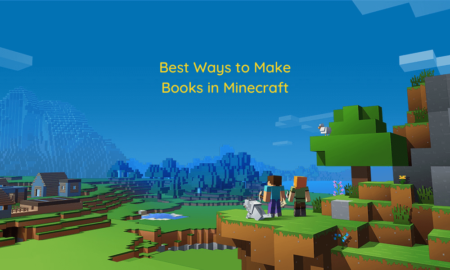 How to Make a Book in Minecraft