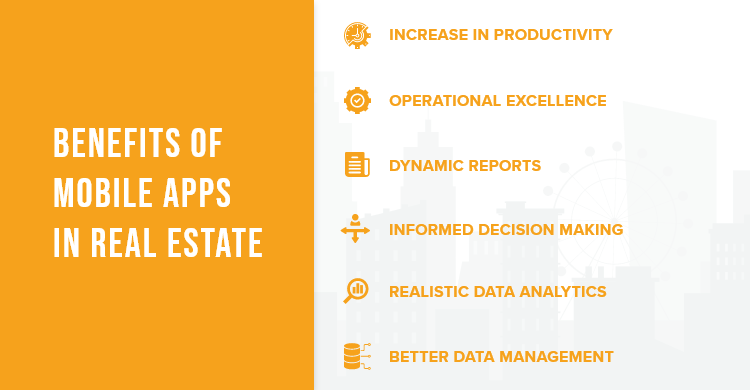 Benefits of Mobile Apps in Real Estate