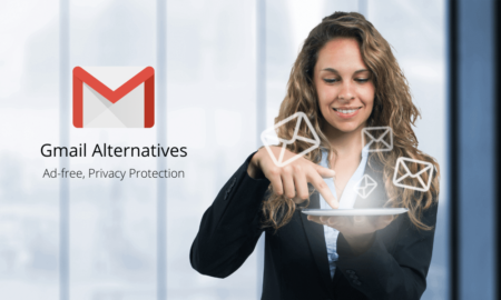 Gmail Alternatives for privacy ad-free