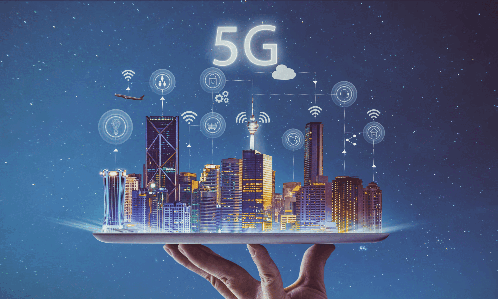 How 5G Networks and IoT Will Power Smart Cities of the Future