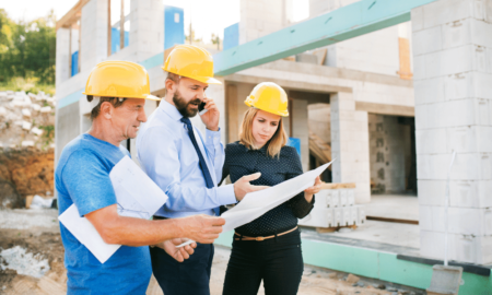 Phases of Construction Project Management