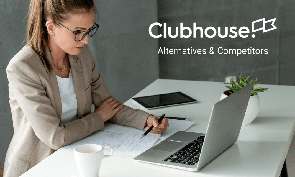 Clubhouse Alternatives and Competitors