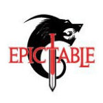 Epic Table logo - Orcpub Alternatives Replacement