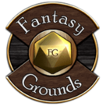 Fantasy Grounds logo - Orcpub Replacement App