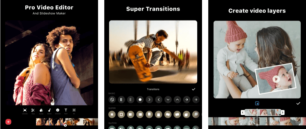InShot - Best Video Editing Apps for iPhone