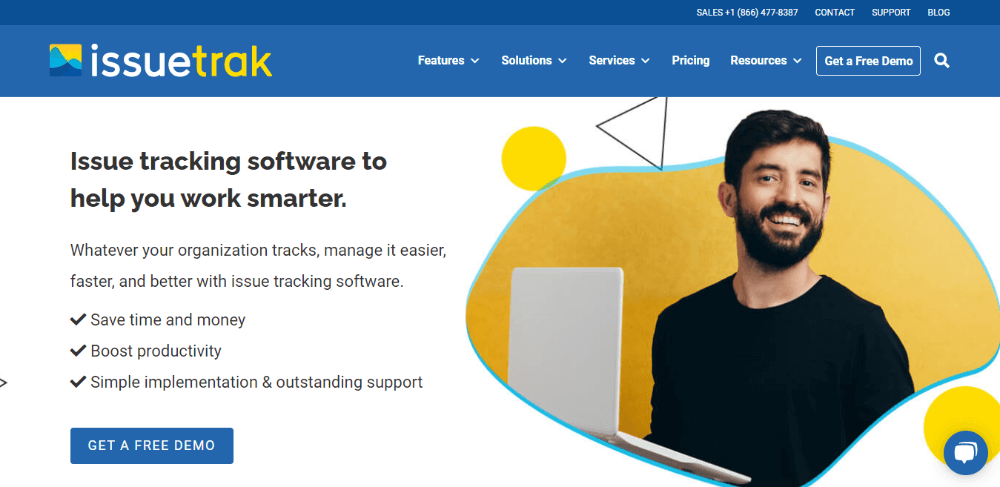 Issuetrak - Clubhouse Alternatives and Competitors
