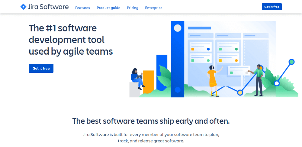 Jira - Clubhouse Alternatives and Competitors