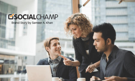 Social Champ Brand Story by Sameer Ahmed Khan