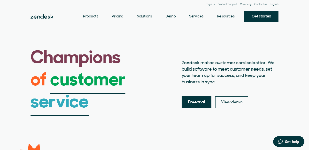 Zendesk - Clubhouse Alternatives and Competitors