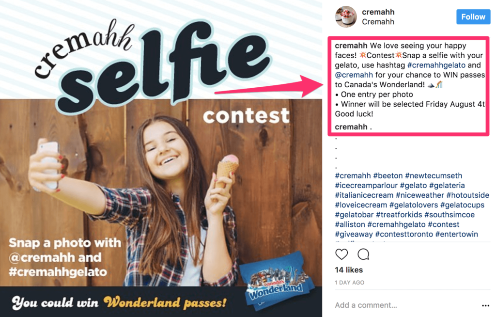 Hashtags to Push your Contest on Instagram