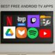 Best Free Android TV Apps