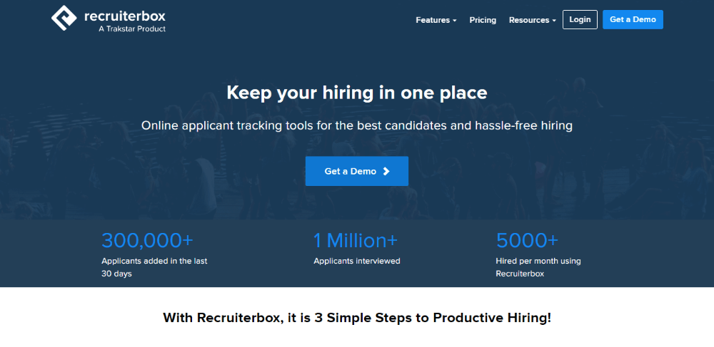 Recruiterbox - Best Recruiting Software for Small Business