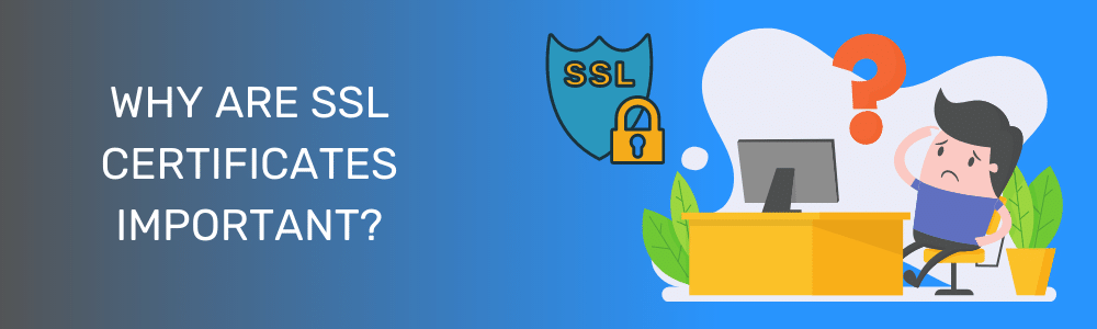 Why Are SSL Certificates Important