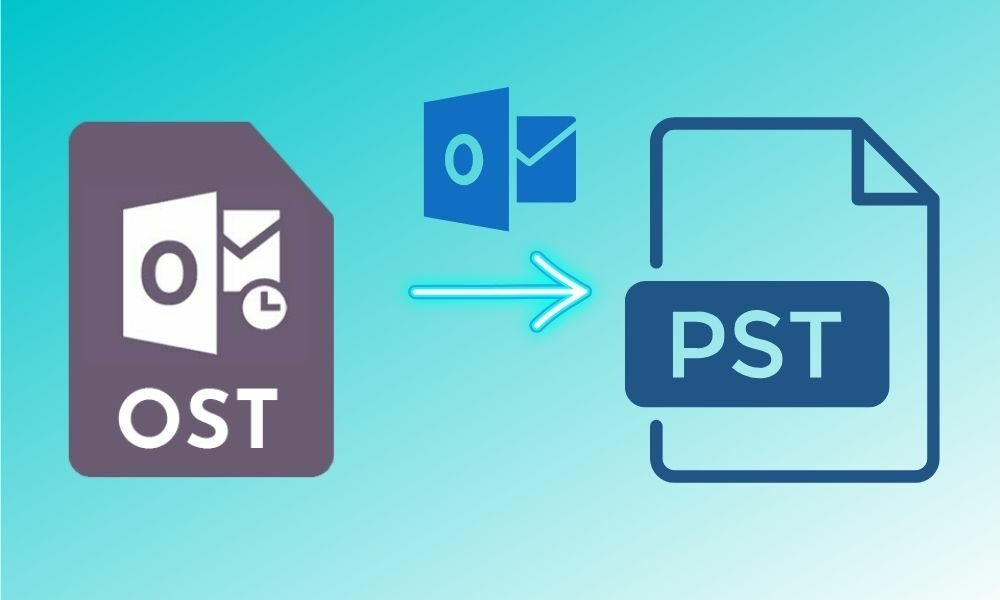 How Do I Convert an OST to a PST File in Outlook? Solution Suggest