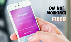 DMs on Instagram Not Working Fix Instagram Direct Messages Glitch